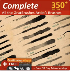 Photoshop brushes | dynamic photoshop brushes | pressure sensitive photoshop brushes