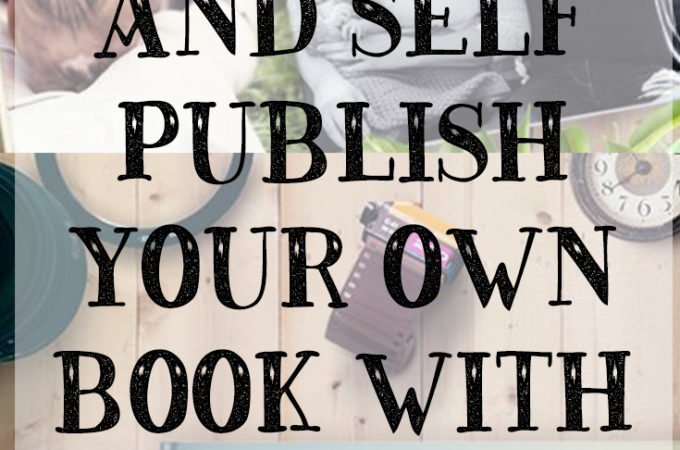 Create and Self Publish Your Own Book WIth Blurb | muchnessmama.com | self publishing | publish a book on Amazon | create a family yearbook