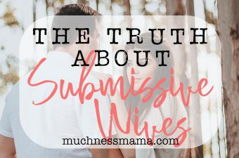 The truth about submissive wives   muchnessmama.com   bible study of Ephesians 5   Paul's letter to the Ephesians